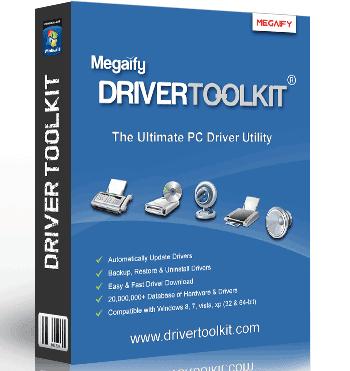 Driver Toolkit Crack v8.9 + License Key 2020 Latest Download