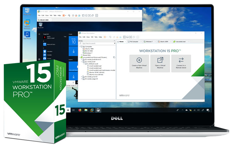 VMware Workstation Pro 15.5.1 Crack + License Key 2020 Full Torrent