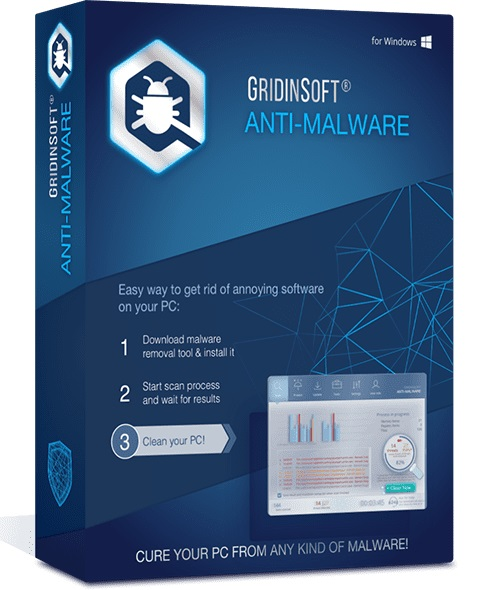 Gridinsoft Anti-Malware 4.1.28.4762 Crack + Activation Code 2020