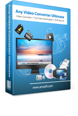 Any Video Converter Ultimate 7.0.8 Crack + Serial Key 2021 Full
