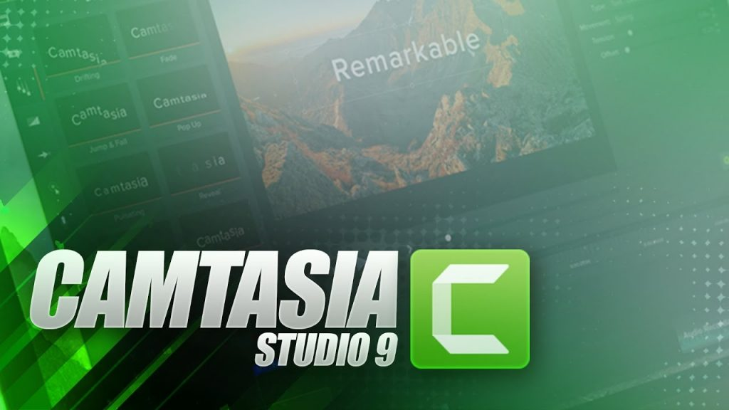 Camtasia Studio 2021.0.12 Build 26479 Crack + Keygen Final Torrent (2020)