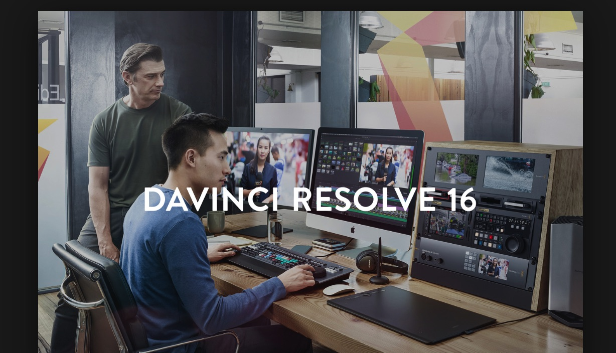 DaVinci Resolve Studio 16.1.1.5 Crack + Activation Key (2020)