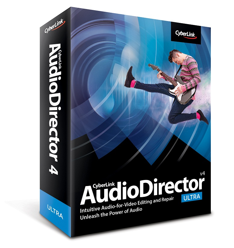 CyberLink AudioDirector Ultra 11.0.2110.0 Crack Full 2021