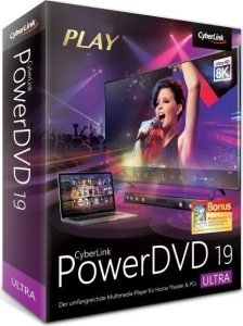 CyberLink PowerDVD Ultra 19.0.2022.62 Crack & Keygen 2020 Latest