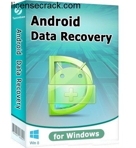 Tenorshare Android Data Recovery 5.2.5.5 Crack with License Key 2020