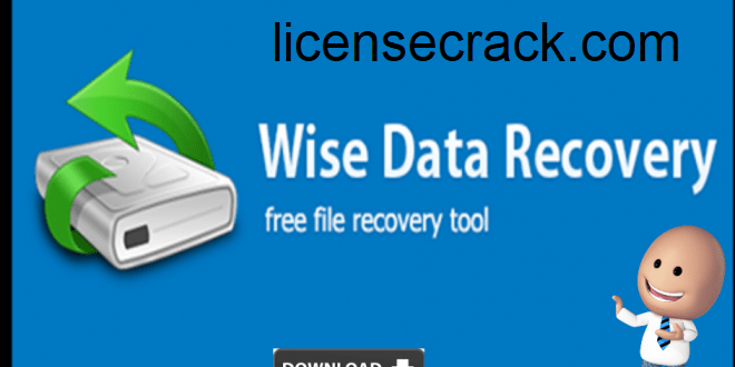 Wise Data Recovery 5.13 Crack plus Serial Key Download 2020 Latest