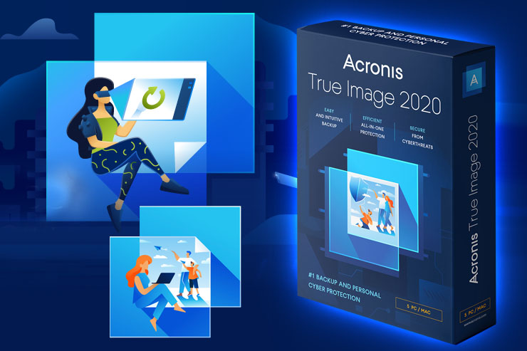 Acronis True Image 24.5.1 Crack With Serial Number [Latest]