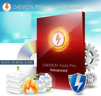 DAEMON Tools Pro 8.3.0.0759 Crack + Serial Number {Latest}