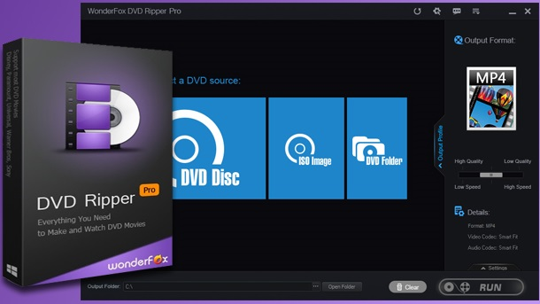 WonderFox DVD Ripper Pro 13.5 Crack