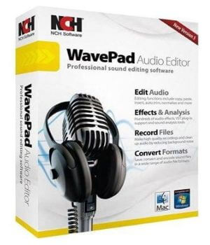 wavepad sound editor master crack