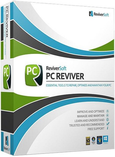 ReviverSoft PC Reviver Crack + License Key [Latest Version]