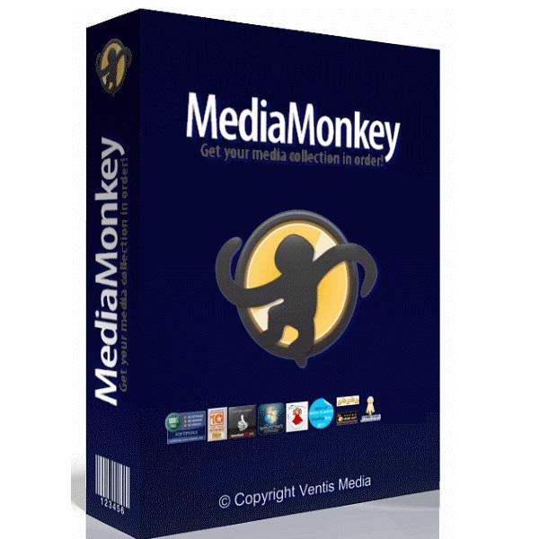 MediaMonkey GOLD 5.0.0.2259 Crack + Serial Key [Latest]