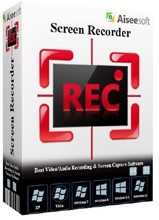Aiseesoft Screen Recorder 2.2.6 Crack Full Serial Key [Latest]