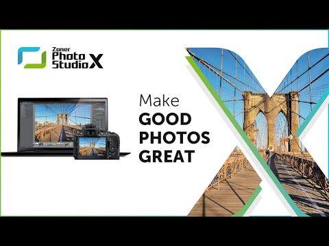 Zoner Photo Studio X 19 Crack