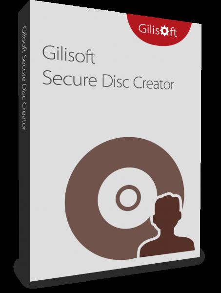 GiliSoft Secure Disc Creator 8.0 Crack + Serial Keygen [Latest]