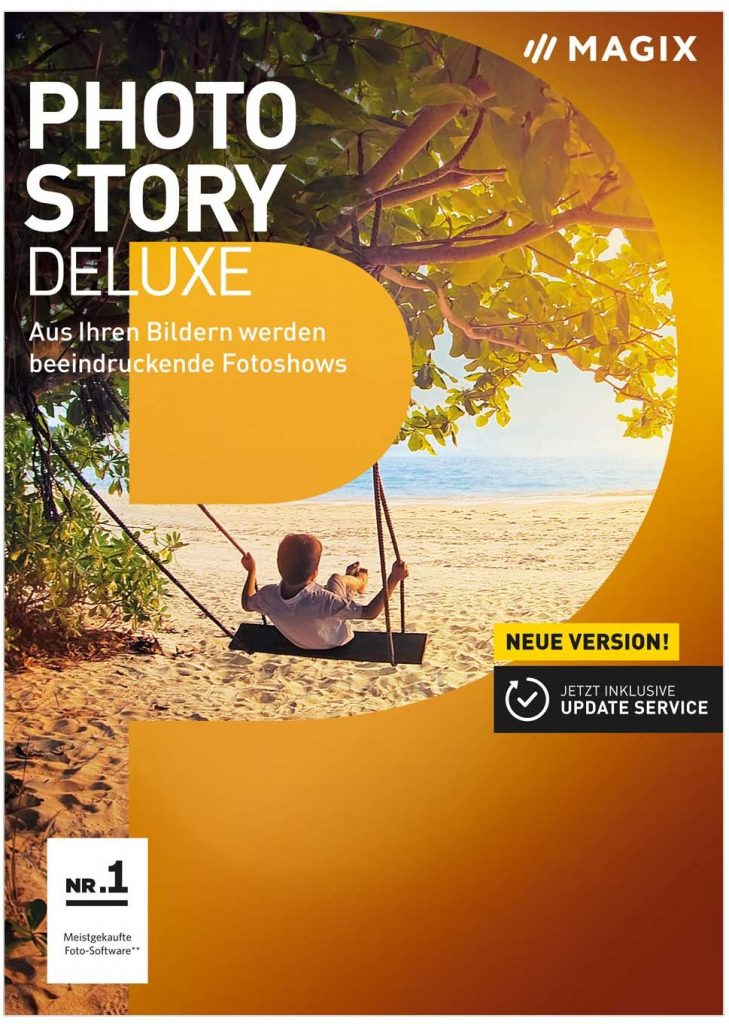 MAGIX Photostory Deluxe 2021 v20.0.1.52 Crack + Serial Number