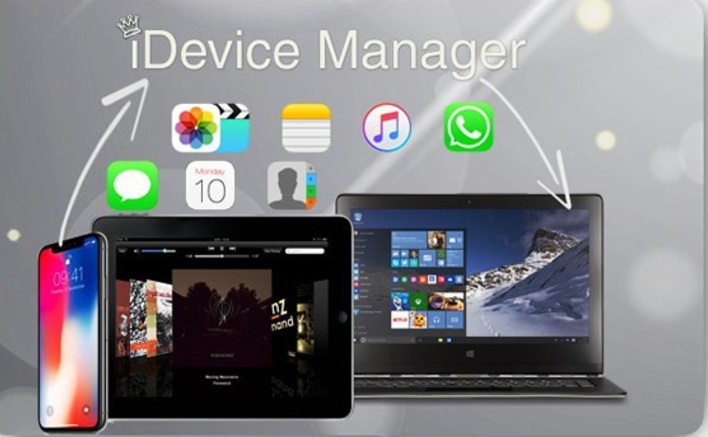 iDevice Manager Pro 10.3.0.1 Crack + License Key [Latest]