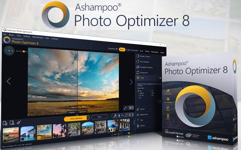 Ashampoo Photo Optimizer Crack + License Key 2020