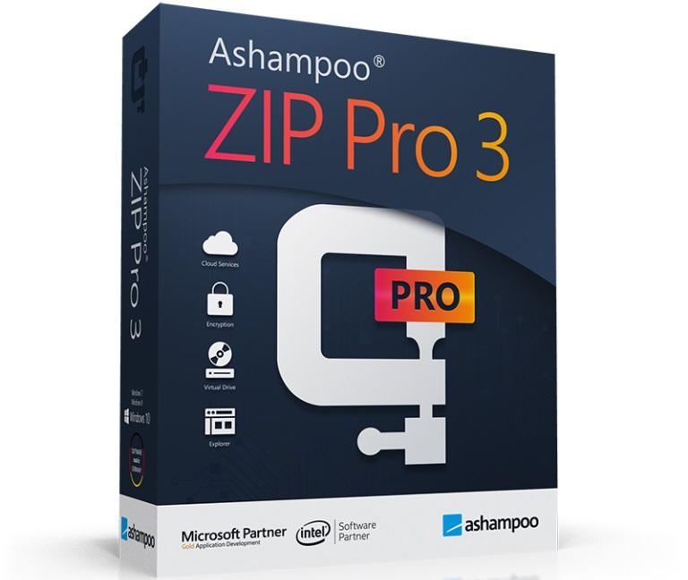 Ashampoo ZIP Pro 3.05.09 Crack + License Key [Latest]