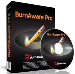 Burnaware Professional Crack 13.7+ Premium License Key