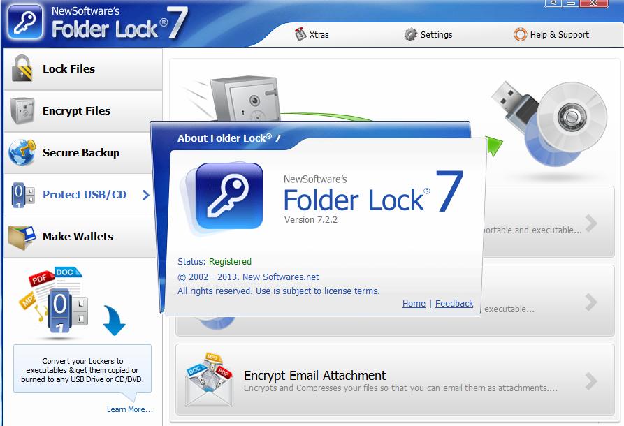 Folder Lock 7.8.3 Crack With Registration Keygen [2020]