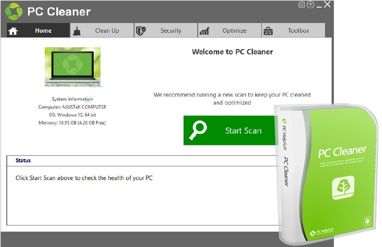 PC Cleaner Platinum 7.2.0.15 Crack + Keygen [Latest]