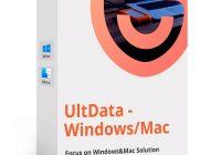 Tenorshare UltData Windows 7.3.3.25 Crack + Key [Latest]