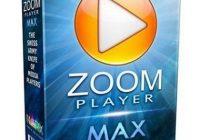 Zoom Player MAX Crack + Registration Key