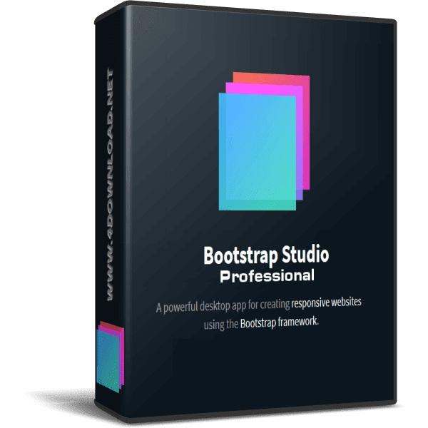Bootstrap Studio 5.4.1 Crack + License Key [Latest Version]
