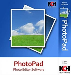 NCH PhotoPad Image Editor Pro 6.55 Crack + Registration Code