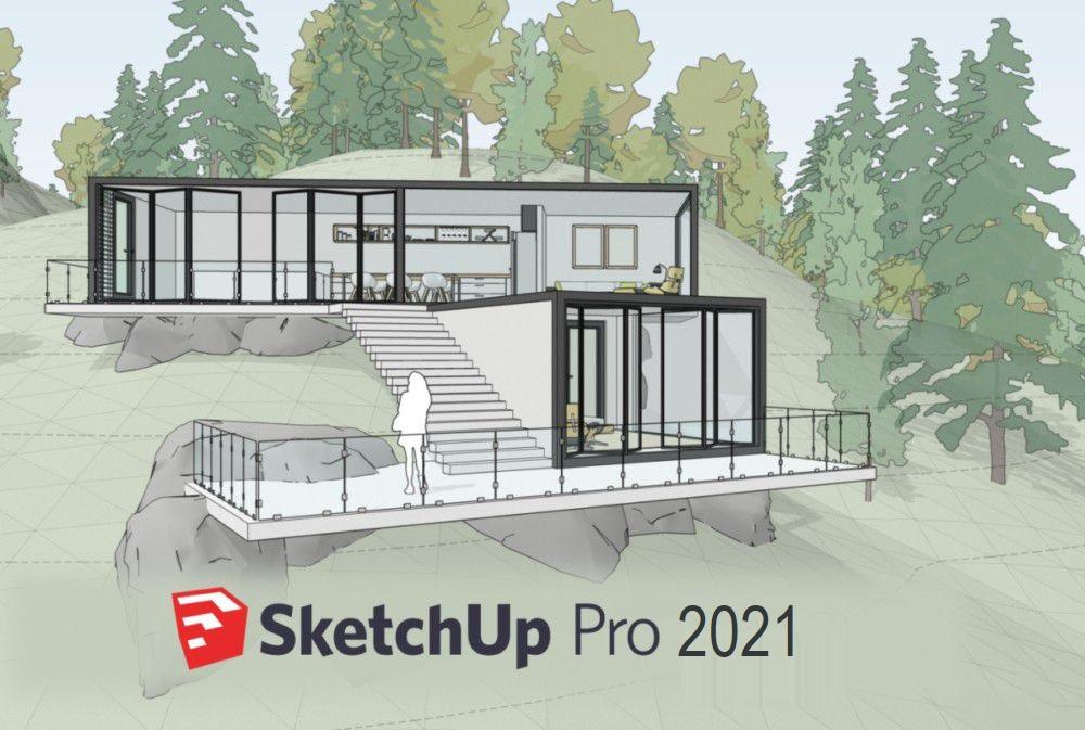 SketchUp Pro 2021 v21.0.339 Crack + Serial Number [Latest]