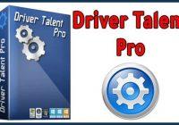 Driver Talent Pro 8.0.0.6 Crack + Activation Key [Latest-2021]