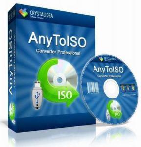 AnyToISO Professional 3.9.6 Build 670 Crack + Keygen [2022] Latest